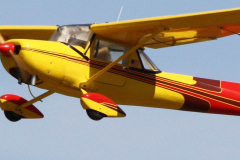 Home Page Image Gallery Piper Cub Flying
